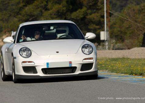 Coaching Porsche GT3 Le Luc