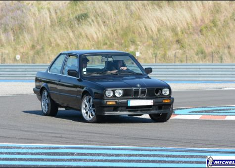 Coaching Le Castelle BMW 325i e30