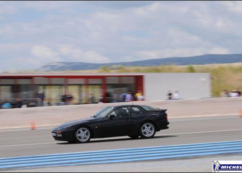 Baptême Porsche 944turbo Le Castellet