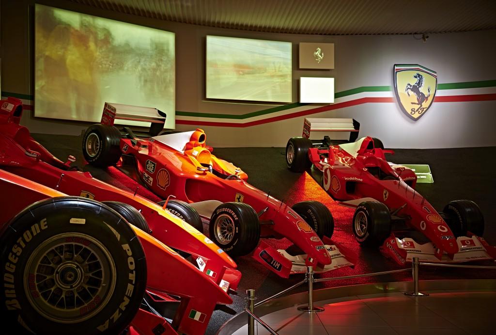 Automaitrise Ferrari 1