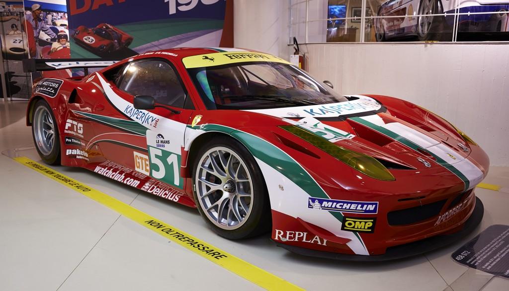 Automaitrise Ferrari 10