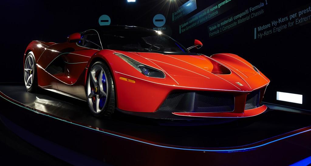 Automaitrise Ferrari 6